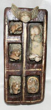 Bovenkant van het kistje